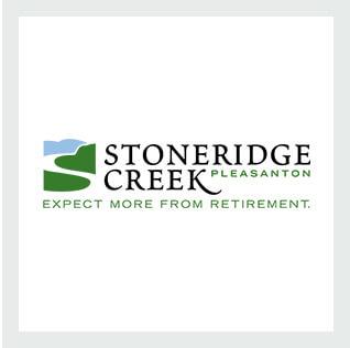 Stoneridge Creek Pleasanton Expect More From Retirement logo