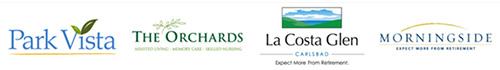 logos of facilities