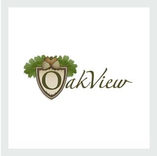 OakView Logo