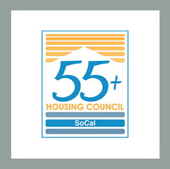 55+ Housing Council Logo