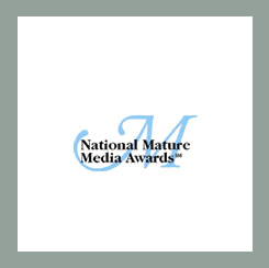 National Mature Media Awards logo