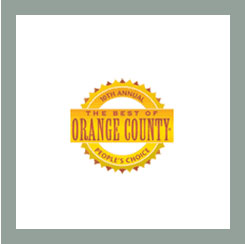 Orange County People's Choice Award Logo
